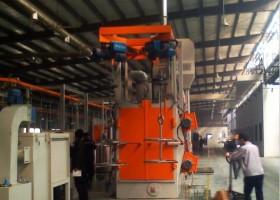 你知道吗?铸造业必用吊钩式抛丸机应用领域及特点