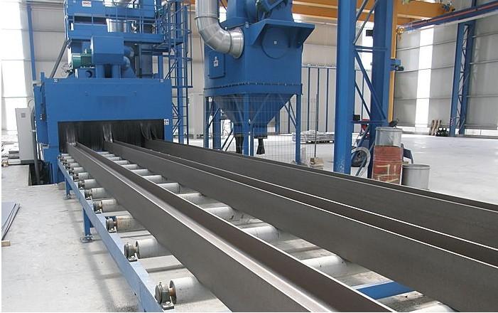 钢结构构件除锈工艺的简要介绍