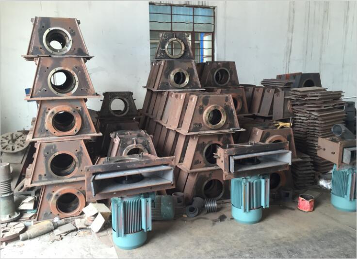抛丸机配件-抛丸机耐磨件|易损件 7