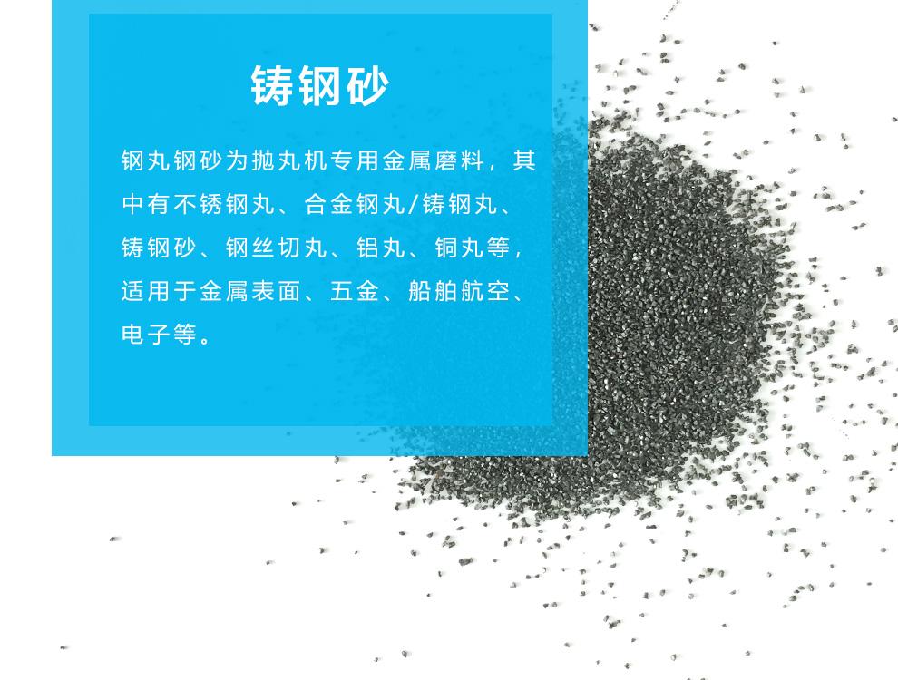 铸钢砂 1