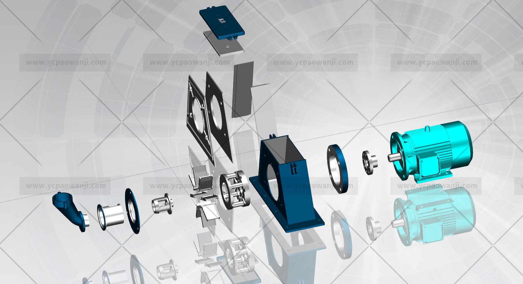 常州抛丸机:抛丸机厂家对一种新型Q32系列履带式抛丸机技术简介