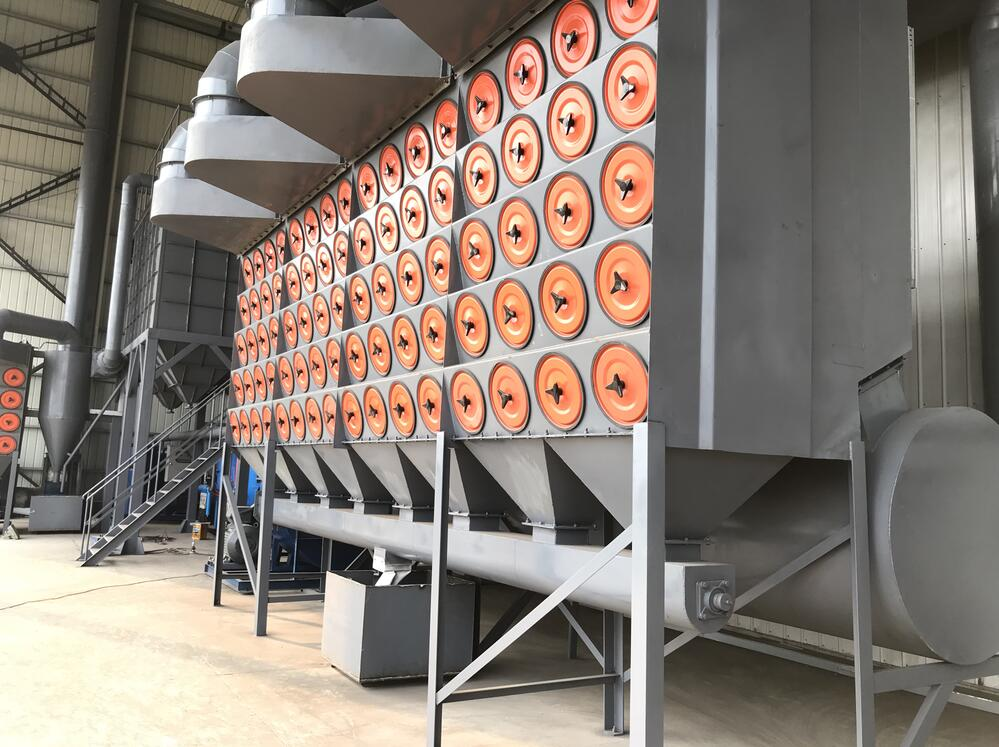 铸造厂抛丸机粉尘你知道是怎么处理的吗?
